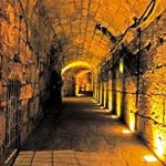 kotel tunnels