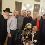 Hachnasat Sefer Torah 2