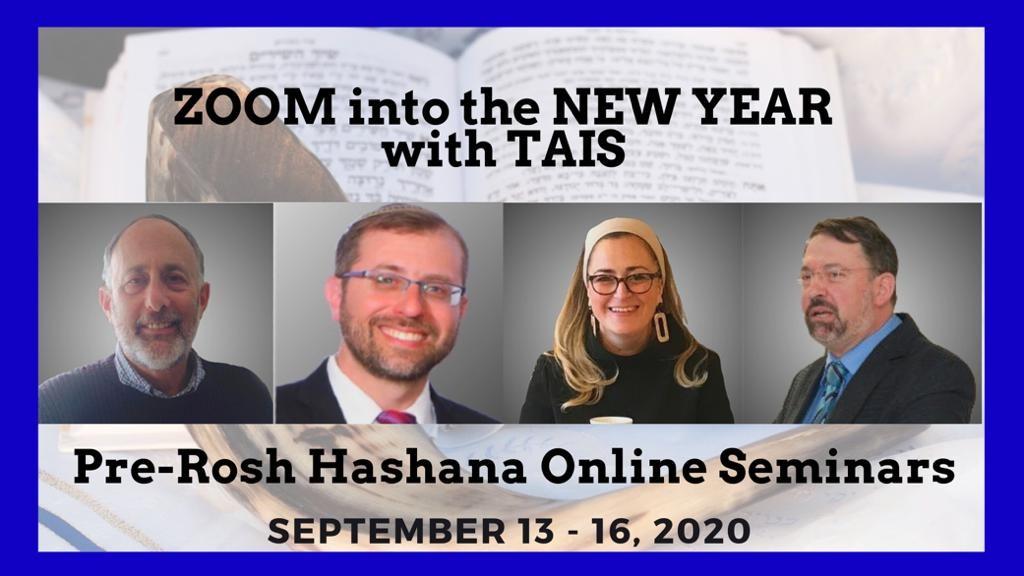Rosh HaShana Seminars